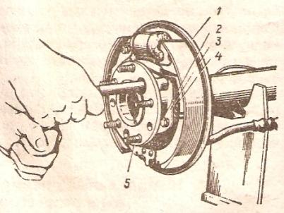 схема электрооборудования москвич 412 иж