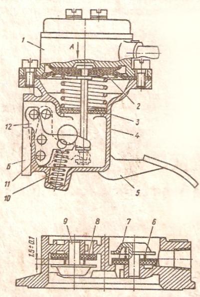Производство серной кислоты схема и описание фото 437